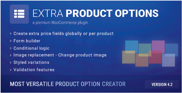 Tuto :Extras options pour produit