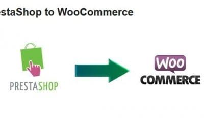 On a testé : Migrer de Prestashop vers WooCommerce avec le plugin : fg-prestashop-to-woocommerce/