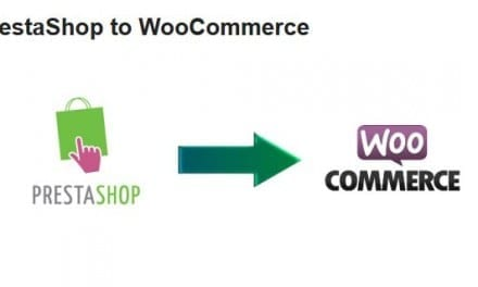 On a testé : Migrer de Prestashop vers WooCommerce avec le plugin : fg-prestashop-to-woocommerce/