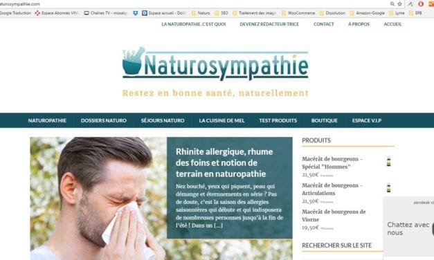 Naturosympathie