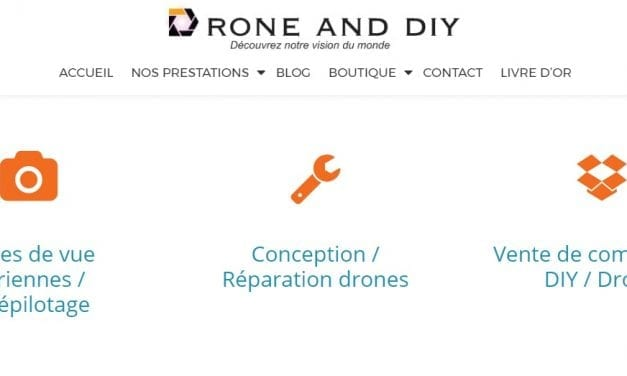 drone and diy