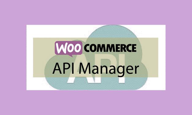 Plugin woocommerce API Manager – Calculer les tarifs d'expédition