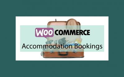 WooCommerce Accommodation Bookings – Réservation en hôtellerie