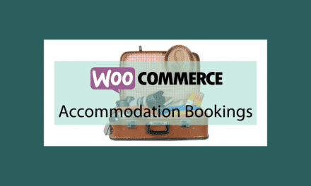 WooCommerce Accommodation Bookings – Réservation en hôtellerie
