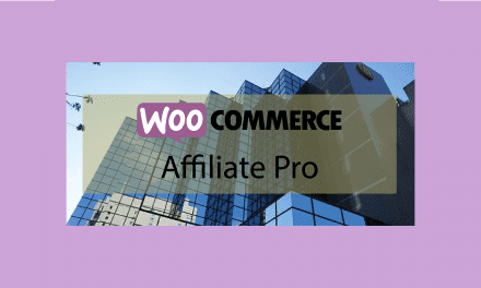 Woocommerce Affiliate Pro – Automatiser les commissions d'affiliations de ventes