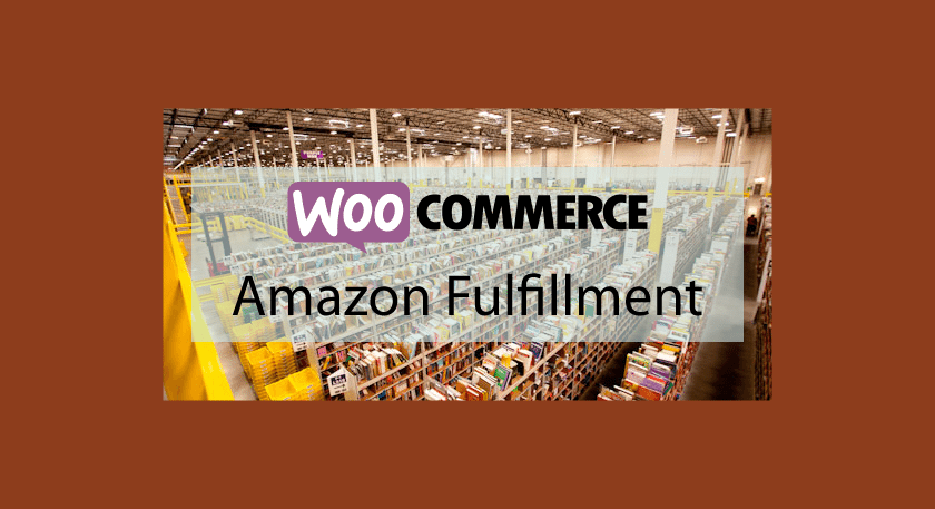 WooCommerce Amazon Fulfillment - Expédition automatique de