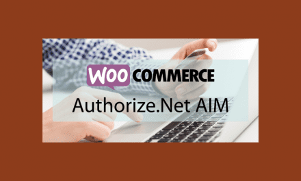 Woocommerce Authorize.Net AIM – Traitement de paiement