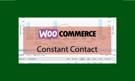 Plugin woocommerce Constant Contact – Outils marketing par courriel