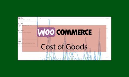 Plugin woocommerce Cost of Goods – Suivi complet des profits et des coûts de marchandises