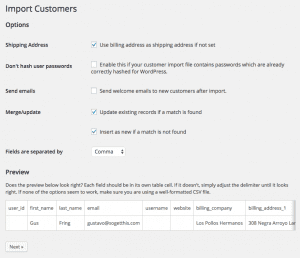Customer Order Coupon CSV Import Suite