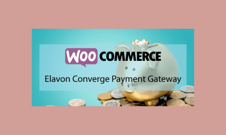 Woocommerce Elavon Converge Payment Gateway – Passerelle de paiement Elavon