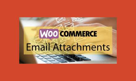 Woocommerce Email Attachments – Pièce jointe email