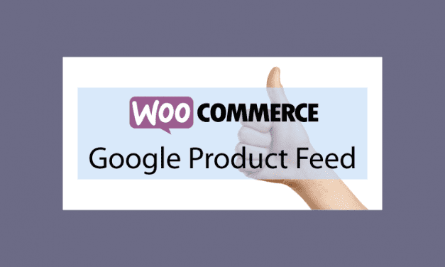Woocommerce Google Product Feed – Flux de produits Google