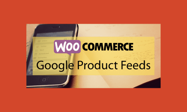 Woocommerce Google Product Feeds – Information Produit Google Merchant