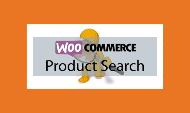WooCommerce Product Search – Recherche produit