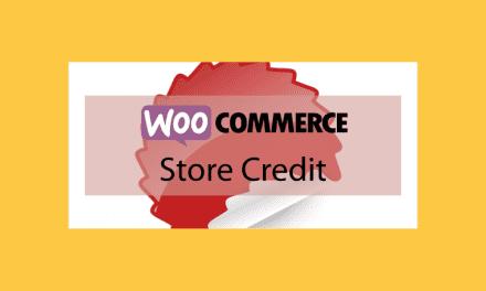 WooCommerce Store Credit – Générer des coupons de crédits pour vos clients