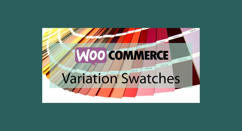 WooCommerce Variation Swatches and Photos – Nuanciers de couleur et d'image