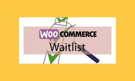 WooCommerce Waitlist – Suivre le réapprovisionnement d'un article