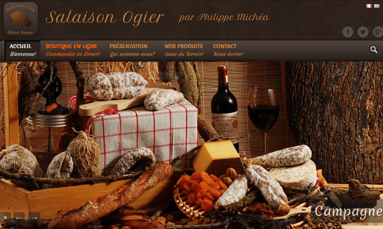 Salaison Ogier