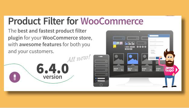 WooCommerce Product Filter – Un moteur de recherche avancé pour WooCommerce