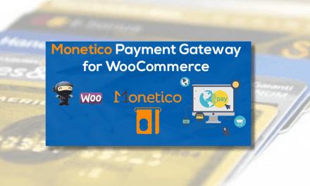 Monetico Payment Gateway for WooCommerce – Passerelle de paiement monético