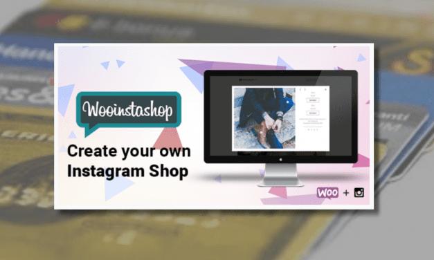 Plugin WooCommerce :Wooinstashop – Woocommerce Instagram Shop