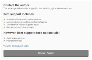 support plugin