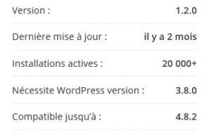 compatibilité codecanyon