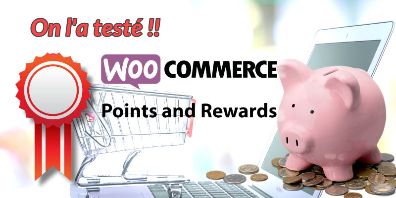 On a testé : Points and Rewards pour Woocommerce – gérez des points de fidélité…