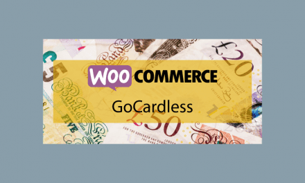 WOOCOMMERCE GoCardless –  Passerelle de paiement UK