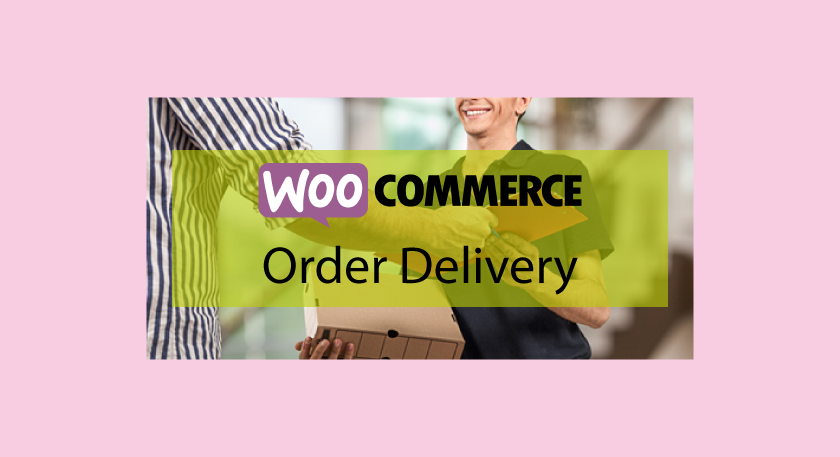 WOOCOMMERCE Order Delivery – Choisissez votre date de livraison