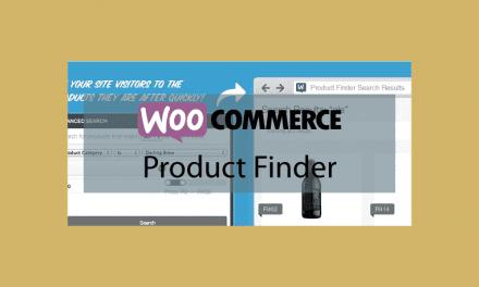 WOOCOMMERCE Product Finder – Recherche avancée de vos produits