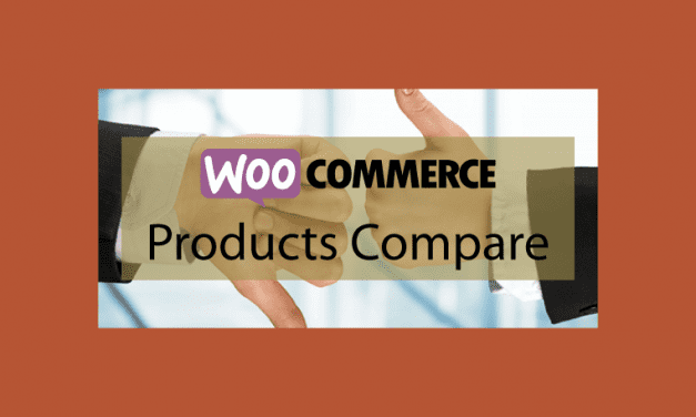 WOOCOMMERCE Products Compare – Comparateur de produits