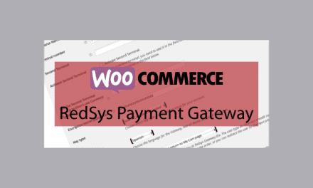 WOOCOMMERCERedSys Payment Gateway – Passerelle de paiement RedSys