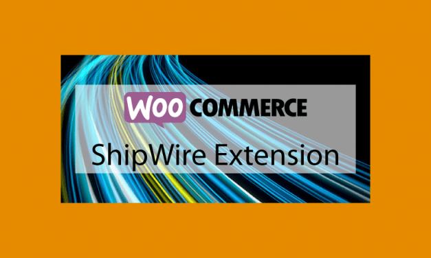WOOCOMMERCEShipWire Extension