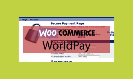WOOCOMMERCE WorldPay – Passerelle de paiement WorldPay