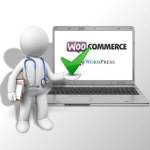 Docteur WordPress – WooCommerce – intervention sur site