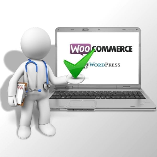 Docteur WordPress – WooCommerce – intervention sur site