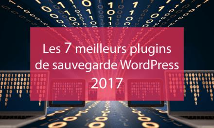 Les 7 meilleurs plugins de sauvegarde WordPress (Avantages et inconvénients)