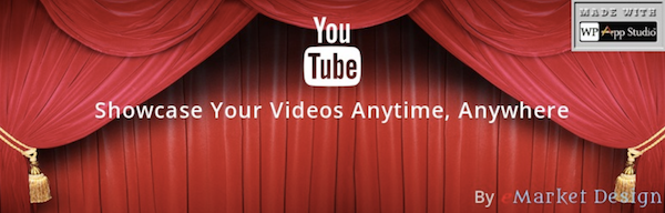 WP-YouTube-Video-Gall