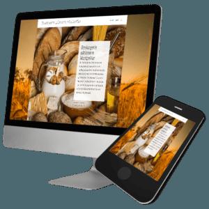 Theme WordPress-Woocommerce – Free Divi Layout -Gratuit – Boulangerie Pâtisserie Montpellier