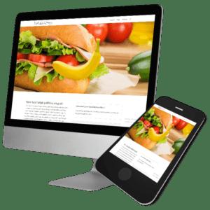 Theme WordPress-Woocommerce – Free Divi Layout -Gratuit – Kebab Nîmes