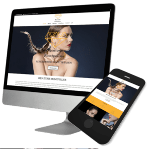 Theme WordPress-Woocommerce – Free Divi Layout -Gratuit – Template Bijouterie