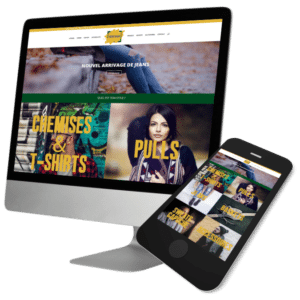 Theme WordPress-Woocommerce – Free Divi Layout -Gratuit – Template Street Wear