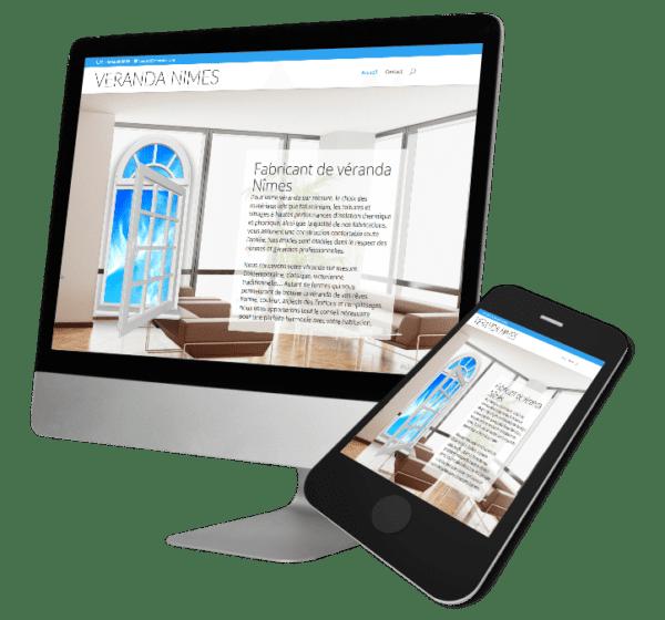 Theme WordPress-Woocommerce – Free Divi Layout -Gratuit – Veranda