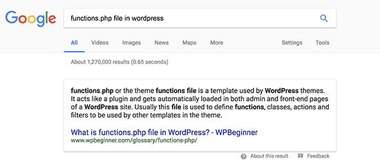 Comment apparaître dans les boîtes de réponse Google avec votre site WordPress