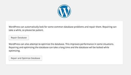 Corriger erreur de connexion à la base de données dans WordPress