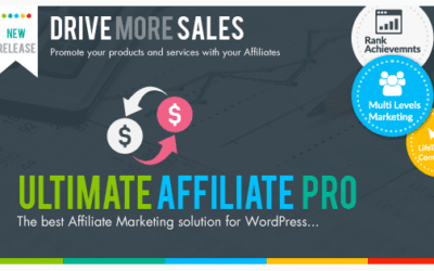 On a testé Ultimate Affiliate Pro le plug-in WordPress d'affiliation – Régie Publicitaire
