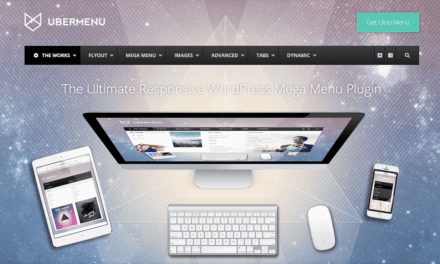 On a testé : UberMenu Méga menu pour WordPress