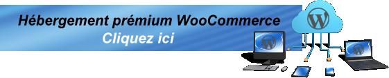 Hebergement WooCommerce